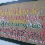 Feria del Libro de Huesca MMXV