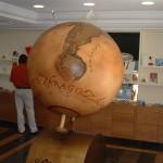 Bola de la provincia de Zaragoza
