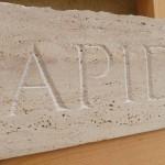 LAPIDIS