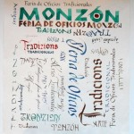 Feria de Oficios Tradicionales de Monzón